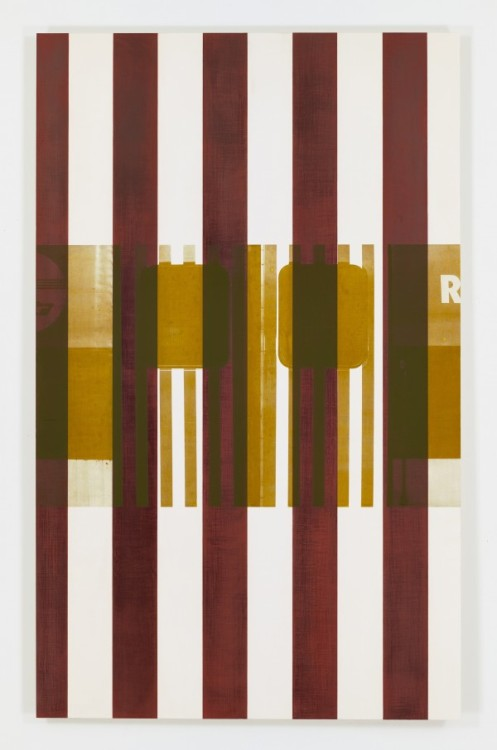 contemporaryartdaily:  R. H. Quaytman at The Renaissance Society