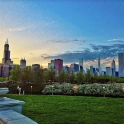Got the Sears Tower featuring friends Produced by Sunset #Chicago