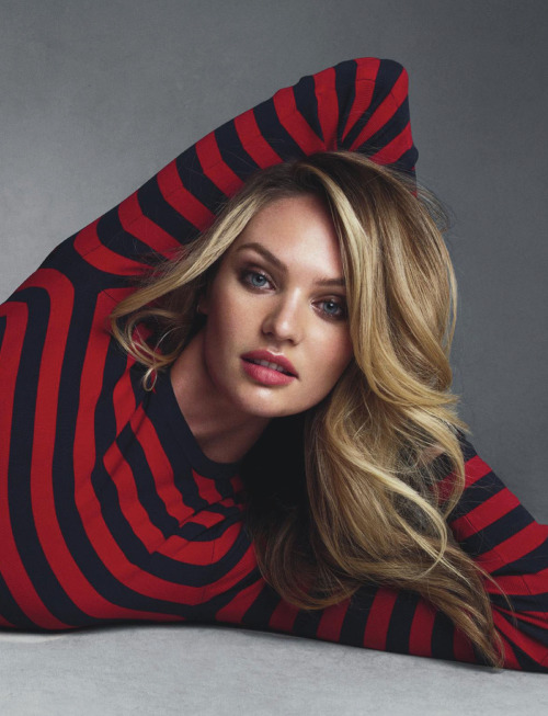 stormtrooperfashion:  Candice Swanepoel by Victor Demarchelier for Vogue Australia, June 2013