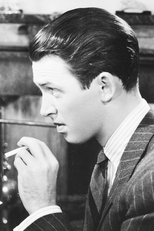 "msmildred:  James Stewart in ""The Philadelphia Story"", 1940."