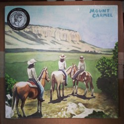 New vinyl in the mail today. @mountcarmel rules!