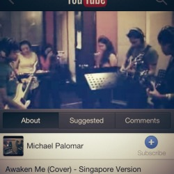 Cover of Jesus Culture's Awaken Me  http://m.youtube.com/results?q=homemaderice%20awaken%20me#/watch?v=w04DIUuo4bo with Hannah and Karla Griffin – View on Path.