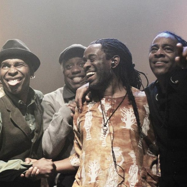 livingcolourmusic:  3/8/13 #LivingColour #Vivid25th at Koko #London by #LennyKalcic - #VernonReid #CoreyGlover #WillCalhoun #DougWimbish