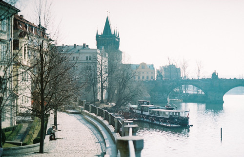 allthingseurope:  Prague (by remaininglight)  My favorite place in the world!! (Besides my bed.)