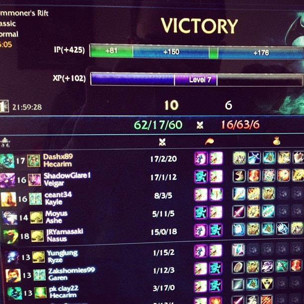 Oh I'm sorry were you trying to win? #gaymer #league #LoL