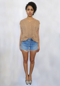 asiadeelight:  Horsie Wrangler shorts.  Asia Dee x Denimrefinery http://asiadeelight.tumblr.com