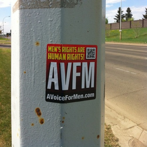 boeincolour:  This is why we can't have nice things. #misogyny #yeg #alberta #wtf #sexism #women #feminism