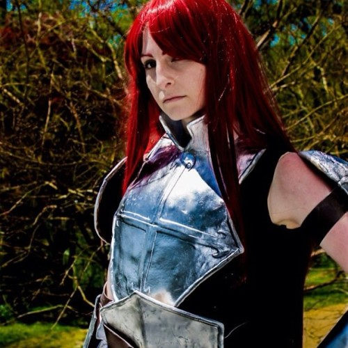 #erza #fairytail #cosplay