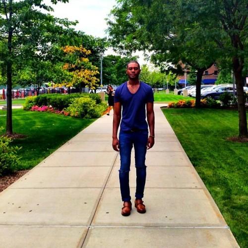 Just a beautiful day 🏃 (at www.koolfashion.wordpress.com)