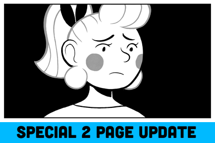 "COMIC UPDATE!  as always, reblogs would really help me out! don't forget to hit ""next""!!!! ► READ IT AT BFFCOMIC.COM  SUBSCRIBE by EMAIL  Facebook - Twitter - Store"