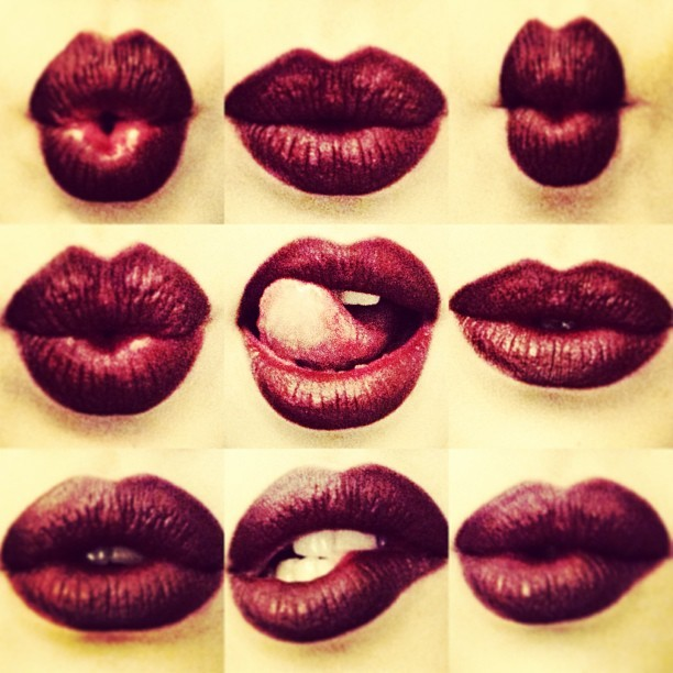 mailavanlusste:  💋 Yes these are my own ;)