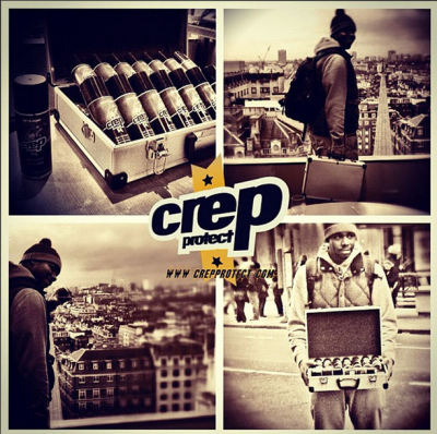 #Crep Protect On a mission to keep you protected!