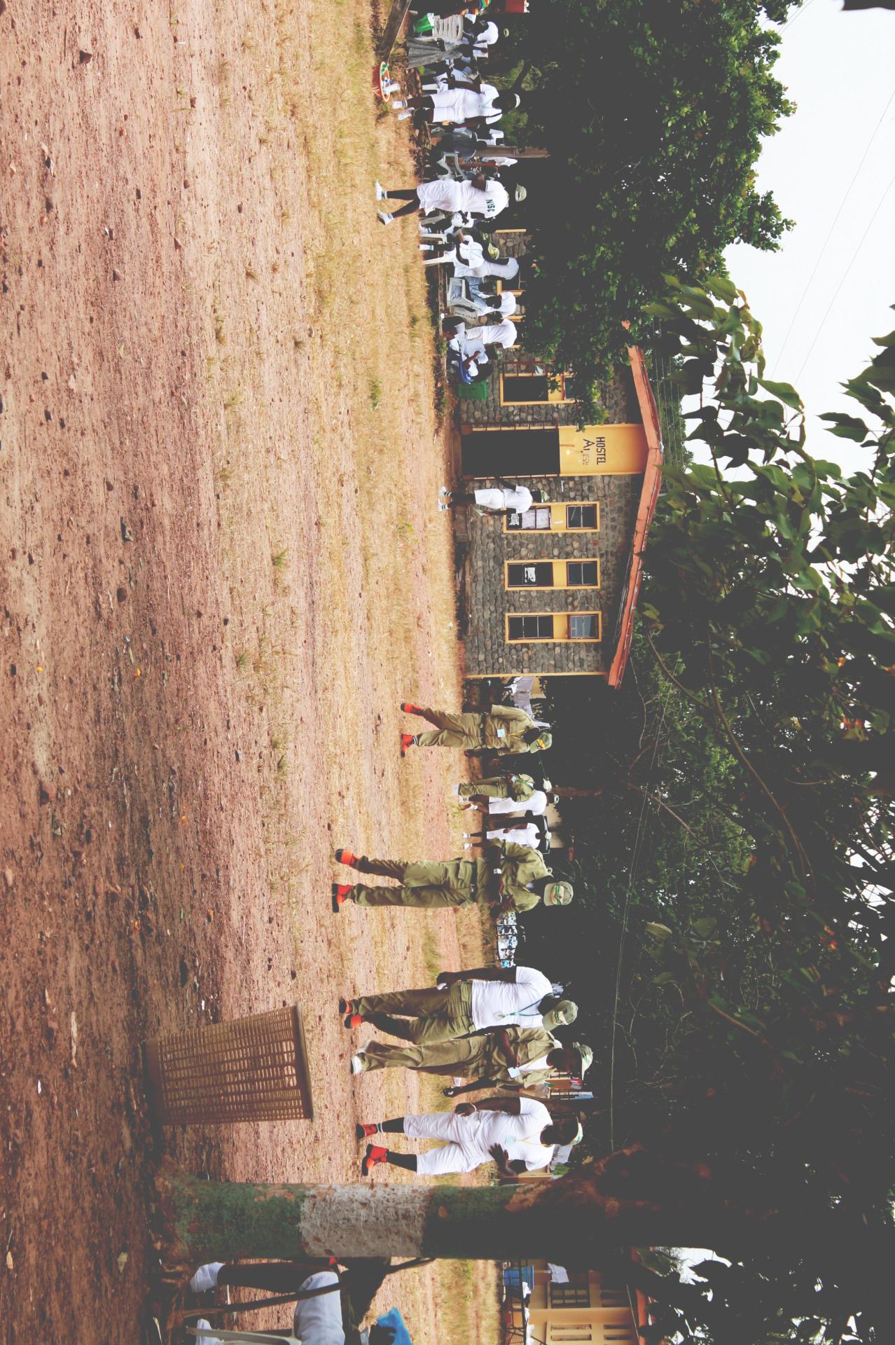NYSC Orientation Camp, Kogi State, Nigeria
