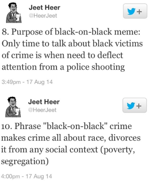 black on black crime essay
