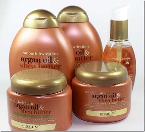 """New! Organix Smooth Hydration Collection[button style=""""small, gray, rounded"""" link=""""http://www.glitterglossgarbage.com/review-policy/""""]Pre…View Post"""