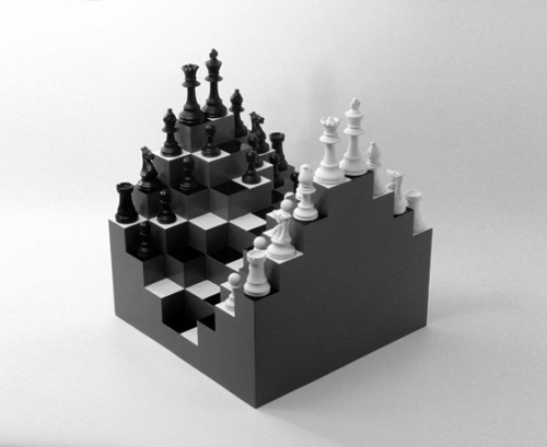 archatlas:  3d Chess Board