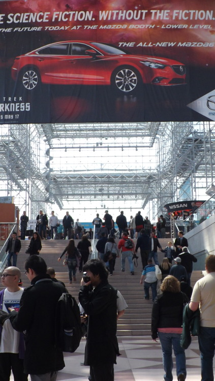 Photo: Auto Show at the Jacob Javits Center! (New York, NY)