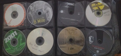 unic0rex:  ain't even the half of my cds  Dope collection