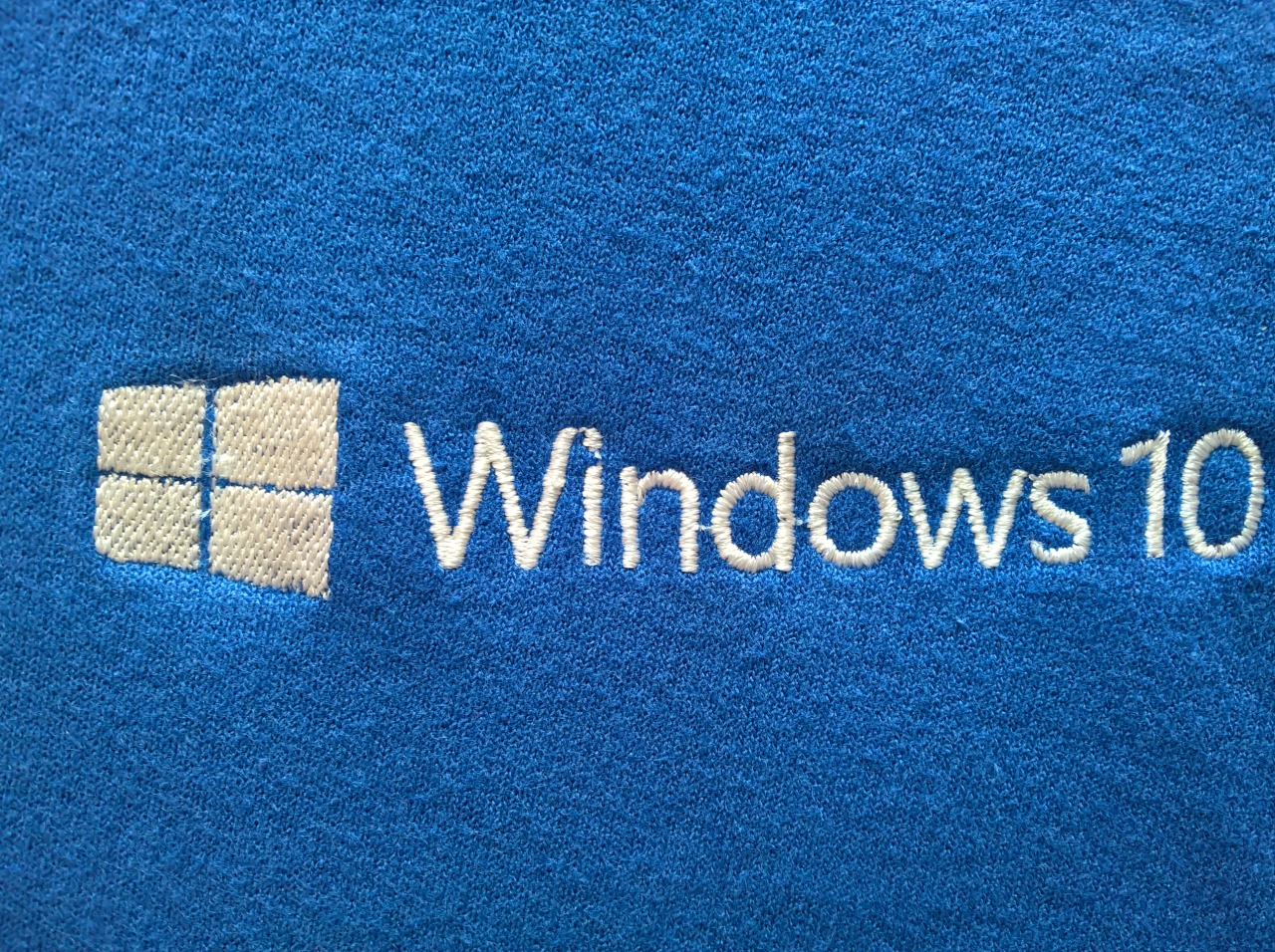 Got this cool sweat shirt after the launch of Windows 10 here in the Philippines