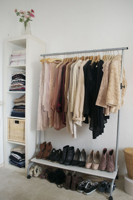 Want this wardrobe!