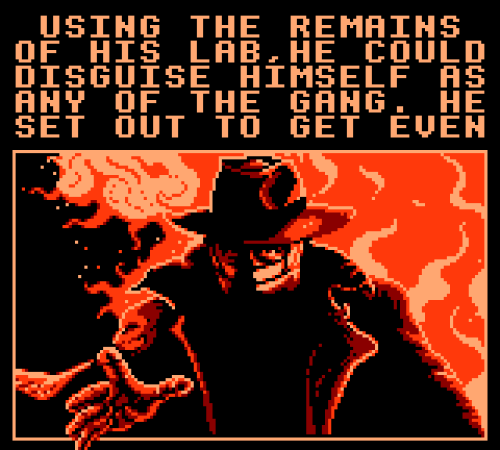 Darkman, Game Boy.