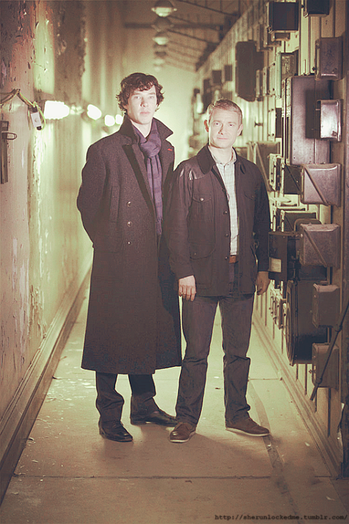 sherunlockedme:  the best partnership.