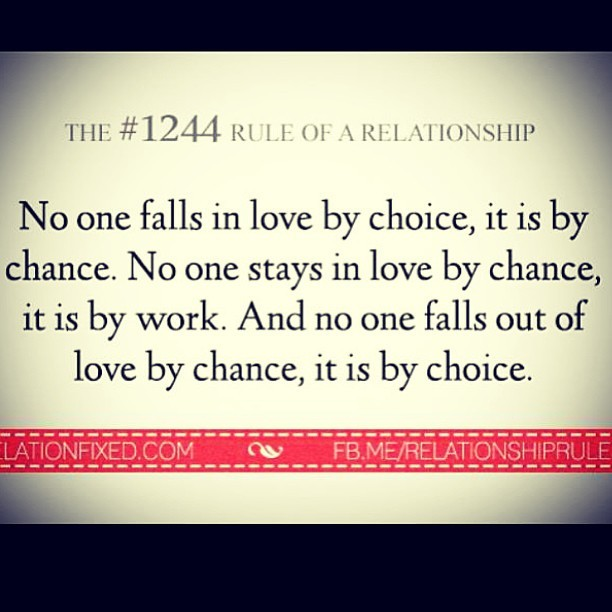 Rules of a relationship. #sotrue #relationship  Repost from @madzho08 :)