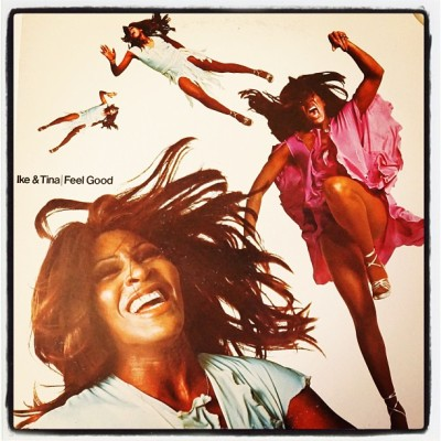 museumviews:  Love this #album #cover : Feel Good #album by Ike & Tina Turner on AllMusic, 1972 - #American #music #musician #albumcover #funk #soul #rock #rock&roll #dance #singer #songwriter #dancer #actress #producer #record #vinyl #LP