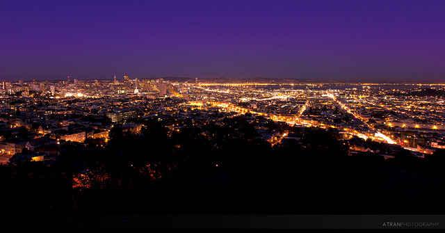 San Francisco from Corona Heights on Flickr. Another shot I took from my hike up to Corona Heights Peak.
