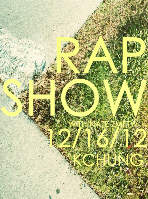 Rap_Show-12.16.2012.mp3  Click 2 STREAM RIGHT CLICK to DL