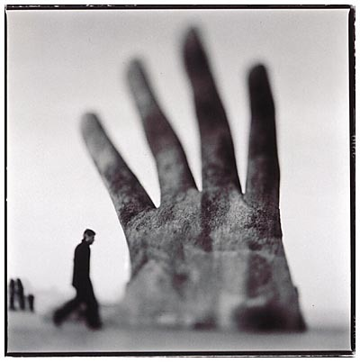 mythologyofblue:  Keith Carter, Giant, 1997