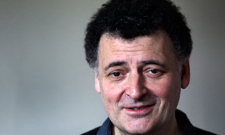 Also from the Guardian today, a super article by Steven Moffat on what it means to win a BAFTA award. Read the article here.