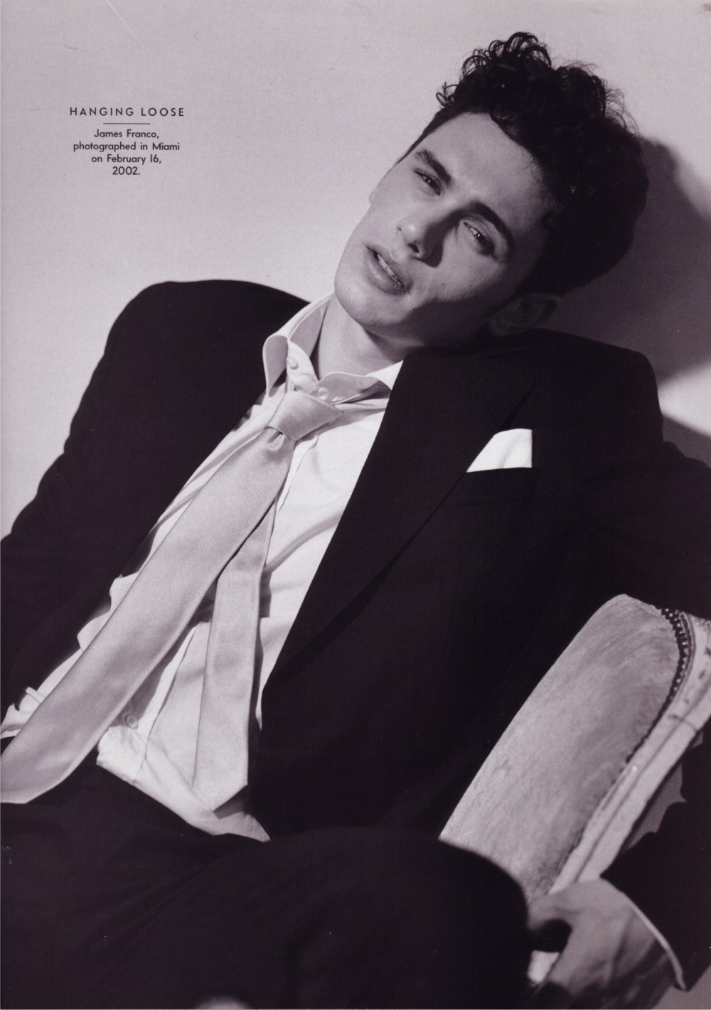 James Franco is sexy af