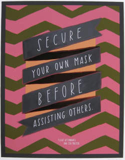nevver:  Secure your own mask