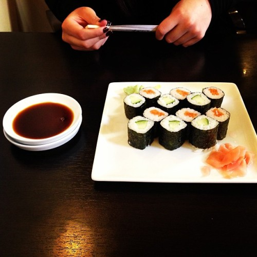#maki #lunch #bestfriend @rrafy ❤