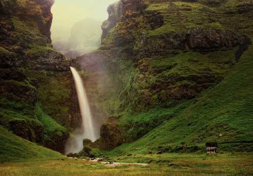 unwrittennature:   Iceland Foss (Explored) by D'ArcyG