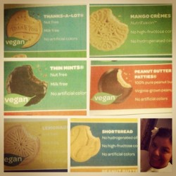 Okay it's that time! If anyone would like to pre-order their Girl Scout cookies text me @ (909)709-8217 or email me or hit me up on this! Cookies come in 1/27/13 just a few weeks away!! Also introducing the new Mango Cremes! They have replaced Shout Outs. Support my Troop 431 and my cousin Jessica ❤ We are trying to get the Cali Girl at Disneyland which need 750 to sell!!!