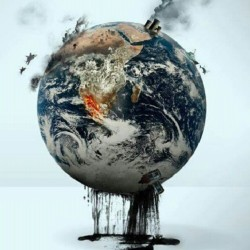 dr-ka3bol:  Man destroy the #Earth