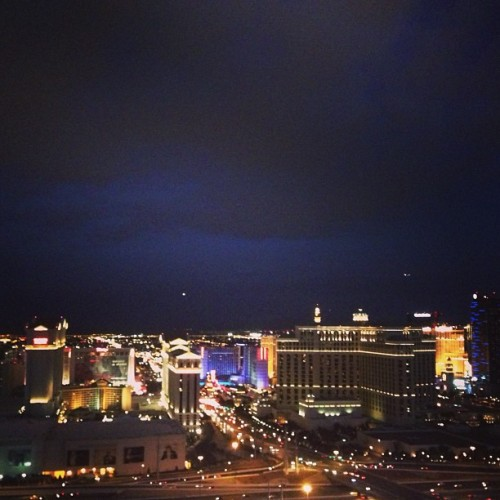 oh, hey vegas (at Rio Masquerade Tower)