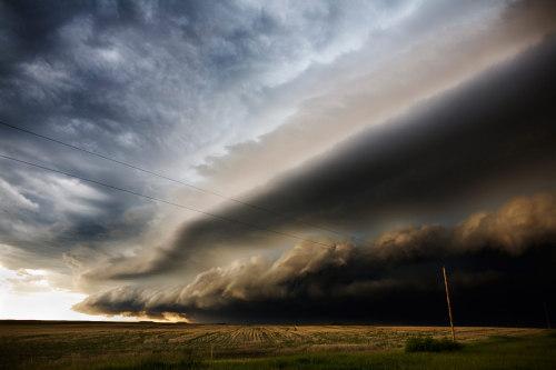 The Collapse, South Dakota, 2008 - Camille Seaman