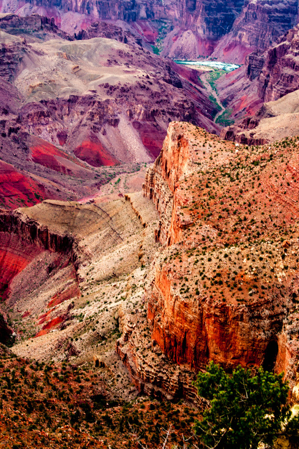 touchdisky:  Grand Canyon, Arizona, USA by Chris Couture