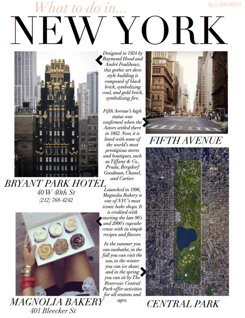 cityofvogue:  want to visit new york so badly