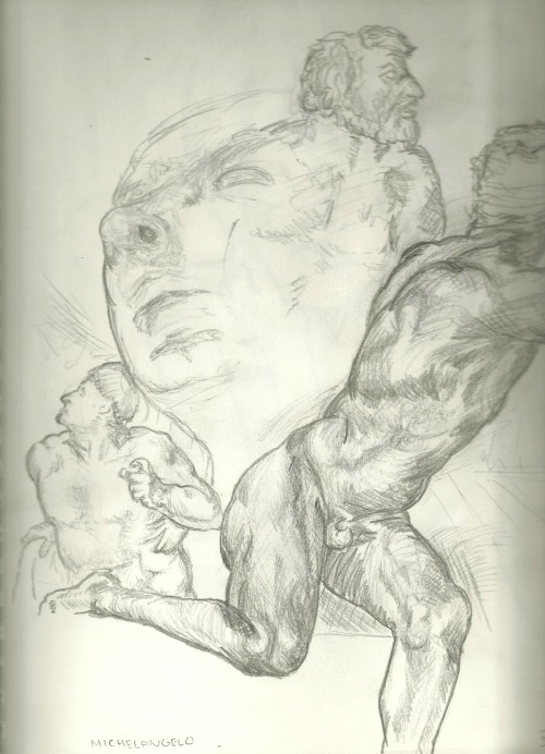 Michelangelo studies
