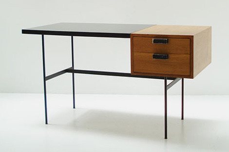 (via Pierre Paulin CM141 Desk | iainclaridge.net)