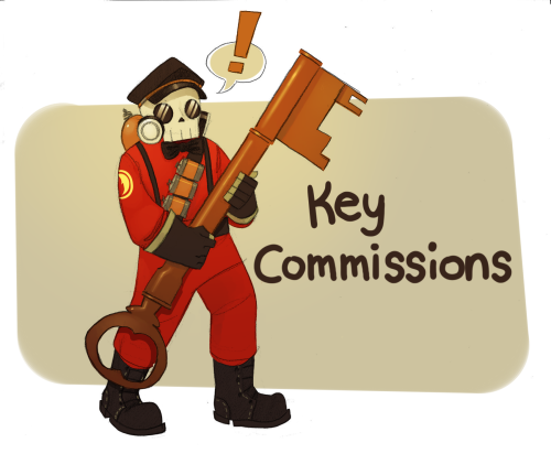 i want to get this pyro loadout, so im doing key commissions! i'll draw whatever really. two key min per character. or if you have the last breath or the attendant i'll draw for that too 9v9 . message me or add me on steam if you want a commission!!  yeha