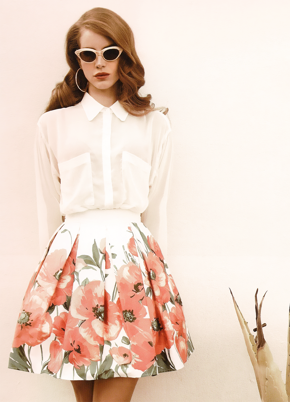 Exclusive - Lana Del Rey by Nicole Nodland in HQ, 2011 (Shot #3)