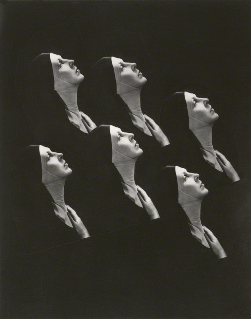 Lady Diana Cooper by Sir Cecil Beaton, 1930. … today's nun brought to you by the National Portrait Gallery