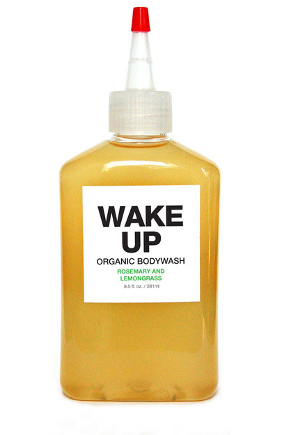 sooothe:  Wake Up Bodywash by Plantbrooklyn