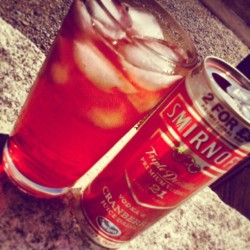 #Smirnoff #vodka #cranberries #mixeddrinks