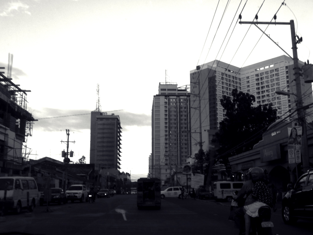 Homebound. Escario St., Cebu